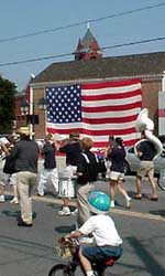 Accomac parade